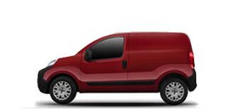 Citroën Nemo Furgón