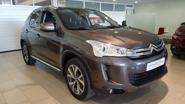 CITROEN C4 AIRCROSS HDI 115CV EXCLUSIVE por 12.900