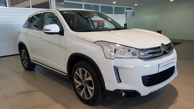 CITROEN C4 AIRCROSS HDI 115CV EXCLUSIVE 4X4 por 12.900
