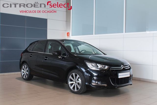 CITROEN C4 BlueHDi 88KW 120CV SS EAT6 Shine